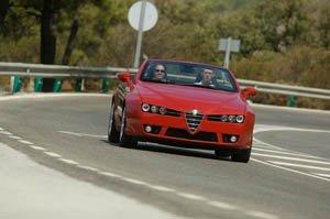 Alfa Romeo Spider – Red Hot