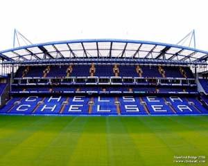 Chelsea's famous Stamford Bridge