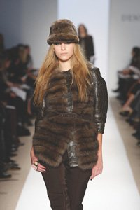 Fur is back in fashion