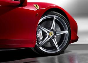 errari 458 Italia; superb styling