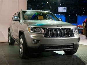 The tough yet stylish Grand Jeep Cherokee