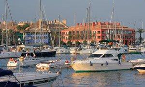Sotogrande's beautiful marina