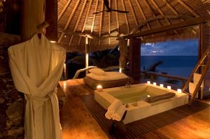 Seychelles: the luxurious North Island resort