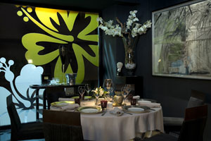 Refined dining at Oyarbide in Marbella