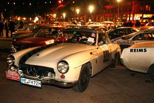 Rallye Automobile Monte Carlo, Monaco