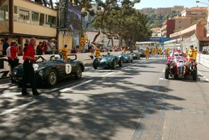 The Monte Carlo Rally