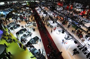 The Paris Motor Show
