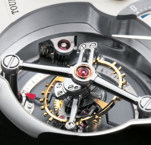 The Tourbillon watch by Greubel Forsey