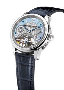 Classic timepiece from Greubel Forsey