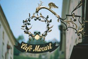 Cafe Mozart, Vienna