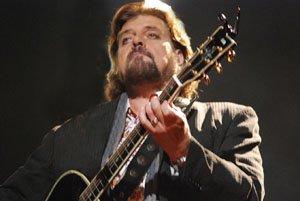 Alan Parsons in action