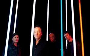 The Simple Minds rock band