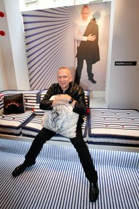 Fashion designer, Jean Paul Gaultier