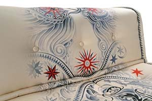 Roche Bobois, Mah-jong couture sofas