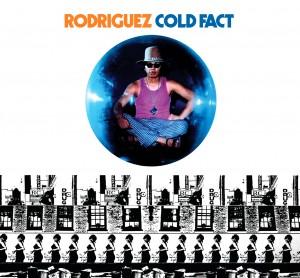 Rodriguez, Cold Fact album cover