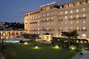 Hotel Palacio, Estoril, Portugal