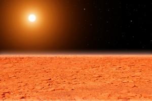 Life on Mars Michel Cruz