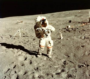 The Moon Landing Conspiracies